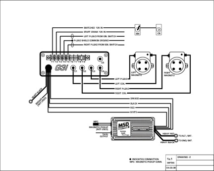 bendix magneto switch wiring diagram bendix magnetos cap wire diagram slick magneto wiring schematic | wiring diagram
